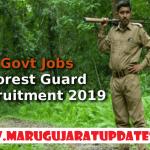 Forest Guard Recruitment