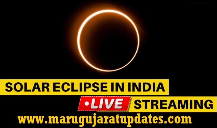 Solar Eclipse 2020 on June 21