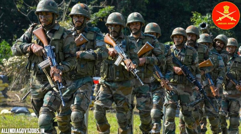 Indian Army Rally Recruitment 2020 – Soldier Posts | Apply Online