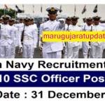 Indian Navy SSC Officer Recruitment 2021 丨Apply Online for 210 Vacancy