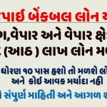 Shri Vajpayee Bankable Scheme in Gujarat Financial loan / Assistance plan 2020-21