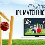 IPL Highlights 2021