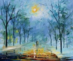 leonid-afremov-winters-fog