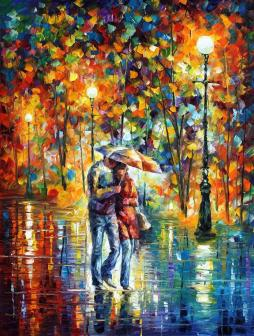 RAINY_EVENING___LEONID_AFREMOV_by_Leonidafremov