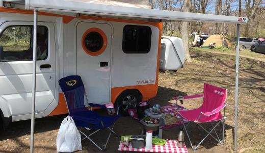 【キャンプ】札幌近郊 車中泊ソロキャンプ(オートキャンプ)によさそうなキャンプ場