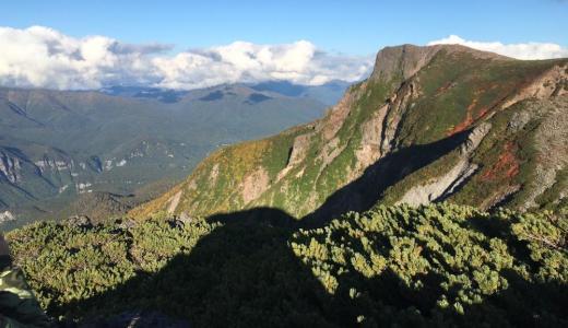 【登山】初心者が黒岳の紅葉を見てきた!石室泊でお鉢一周!①~北海道大雪山~