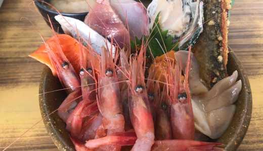 【北海道】平日でも行列ができる店『マルトマ食堂』で海鮮丼を食べてきた!〜苫小牧市〜