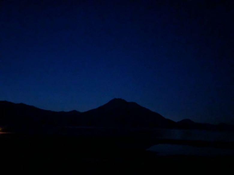 美笛キャンプ場(恵庭岳)