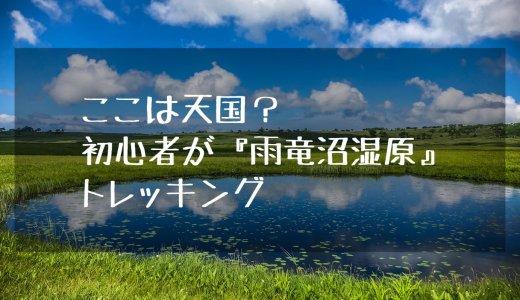 2020年更新【登山】難易度は?初心者が北の尾瀬『雨竜沼湿原』をトレッキング(北海道)