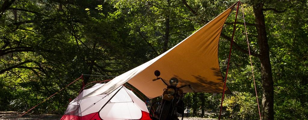 道志の森キャンプ