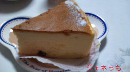 誕生日ケーキ チーズ