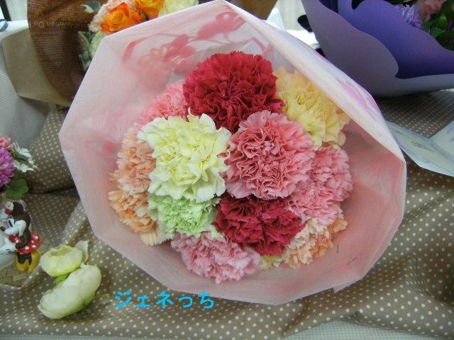 花束「ハッピーキャンディ」