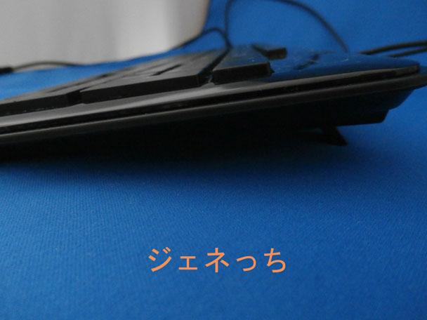 LM-AR312Bキーボード横から