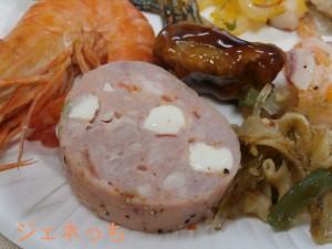 笑門来福豚肉とチーズテリーヌ