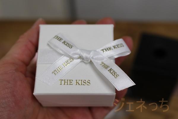THEKISS無料のギフトラッピング白いボックス