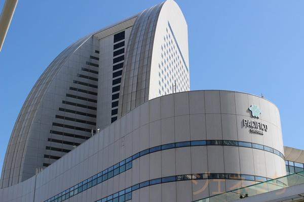 パシフィコ横浜 CP+2018 会場