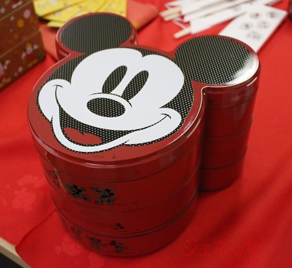 2019おせち 3段重 ミッキーマウス