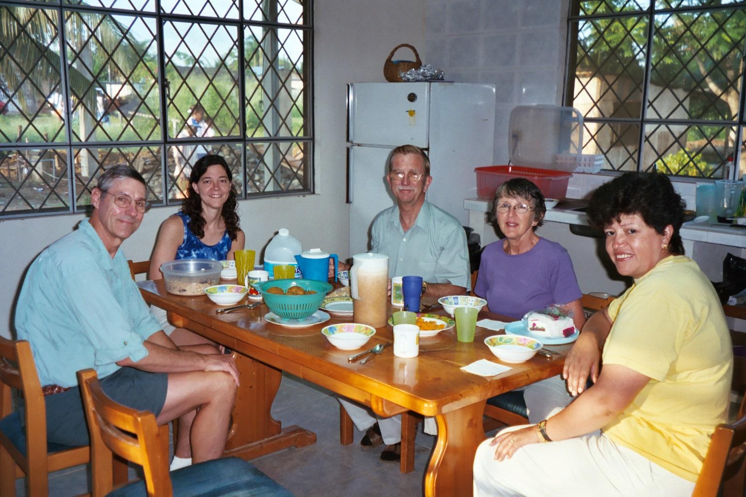 Rob, Jane, John & Mary Doerfer, plastic surgeon