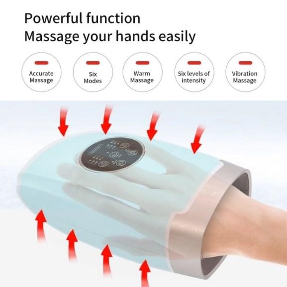 finger massager wrist massager