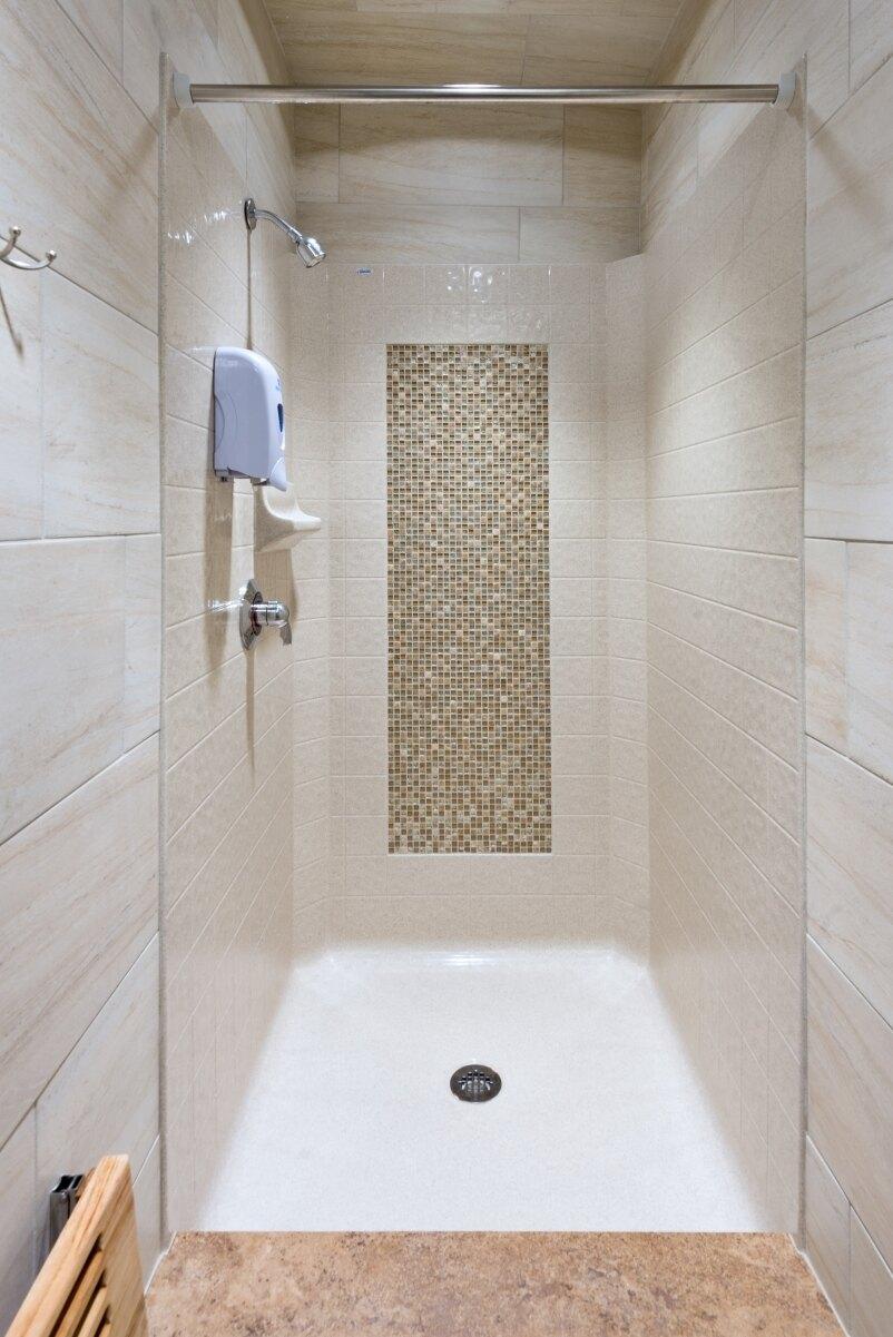shower threshold height a better