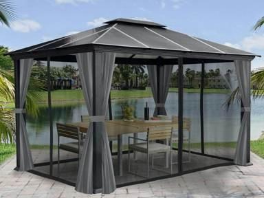 outdoor furniture gazebos fortunoff
