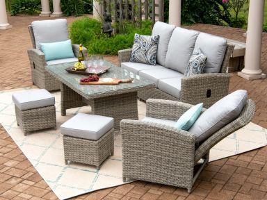 tuscany cushion seating furniture