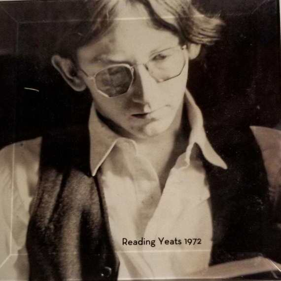 Timothy Murphy at Yale in 1972. Special to The Forum