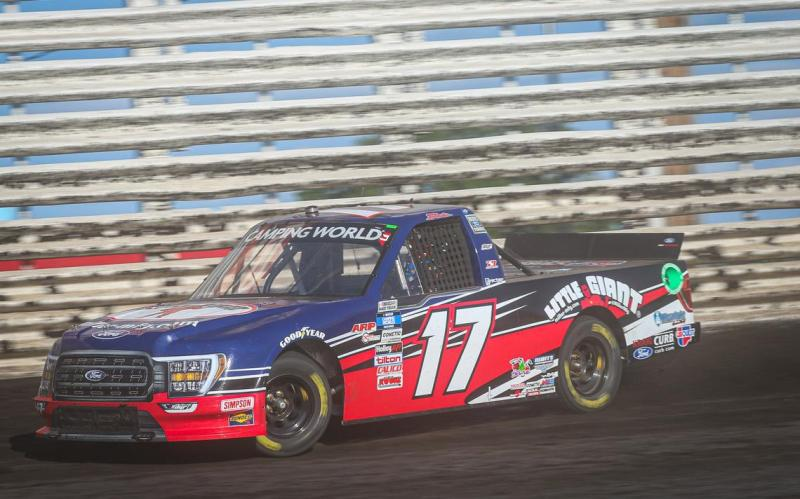 The NASCAR Camping World Truck Series makes its debut at Knoxville Raceway (Iowa) at 8 p.m. Friday, July 9, 2021, and Donny Schatz will be making his NASCAR debut. Mike Spieker / Special to The Forum