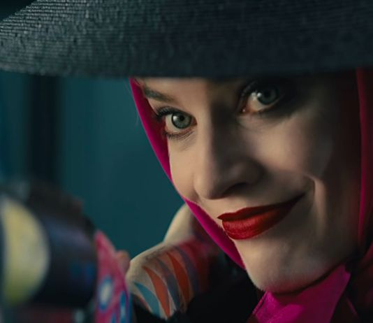 harley quinn in birds of prey trailer
