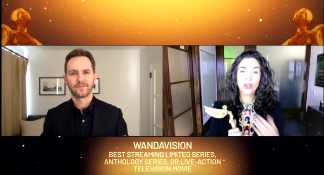 Wandavision HCA TV Awards