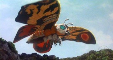 Photo de Mothra dans Godzilla : Kaiju Wars