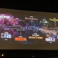 Marvel Phase 4 : toutes les informations incroyables de la Comic-Con