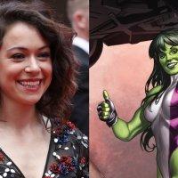 Miss Hulk : Tatiana Maslany sera Jennifer Walters, la cousine de Hulk