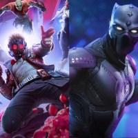 Bande-annonce : le jeu vidéo Les Gardiens de la Galaxie et l'extension Black Panther