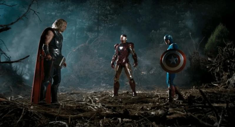 #6 The Avengers 2012