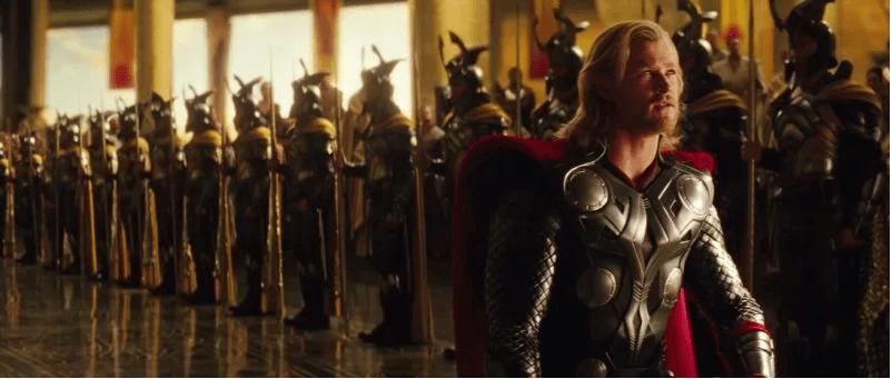 #4 Thor 2011