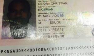 Nigerian man died on dubai- luanda airline