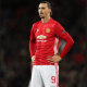 ibrahimovic is free to stay at manchester united