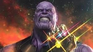 Thanos Infinity Stones Ring