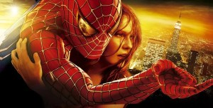 Spider-man 2002 Banner movie poster