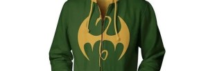 Marvel Iron Fist Hoodie - Dragon Logo - marvelofficial.com