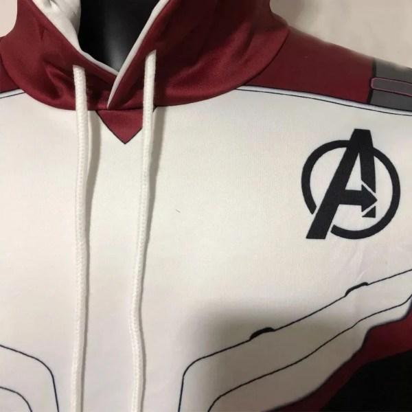 Marvel avengers quantum realm hoodie - marvelofficial.com