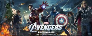 The Avenger best marvel movies banner Movie Poster - marvelofficial.com