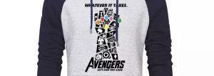 Marvel Avengers Whatever It Takes Hoodie - Marvelofficial.com