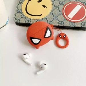 Apple AirPods Pro Case Marvel Spider-Man Mask - Marvelofficial.com
