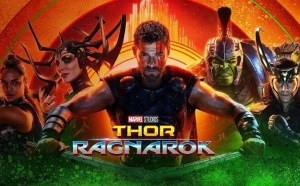 Thor: Ragnarok Banner movie poster - marvelofficial.com