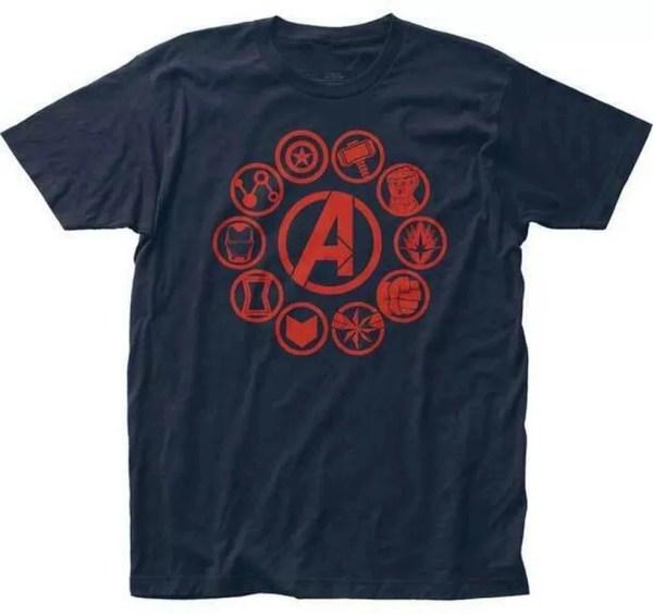 Marvel Avengers Logo T-Shirt - marvelofficial.com
