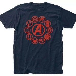 Marvel Avengers Logo T-Shirt - marvelofficial.com