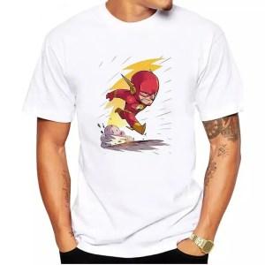 Marvel Flash Comic T-Shirt - marvelofficial.com