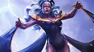 Marvel X-Men Storm - female character -  Marvelofficial.com